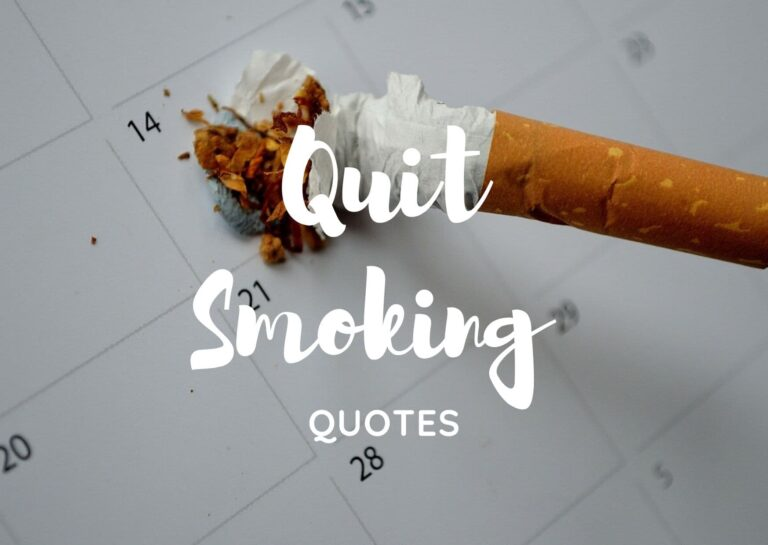 Quit Smoking Quote