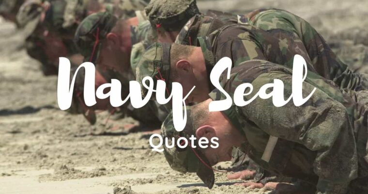 58 Best Navy Seal Quotes